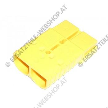 Akku Stecker  SBE160  160 Amp 12 V  gelb