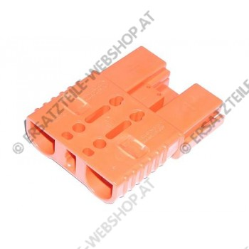 Akku Stecker  SBE160  160 Amp 18 V orange