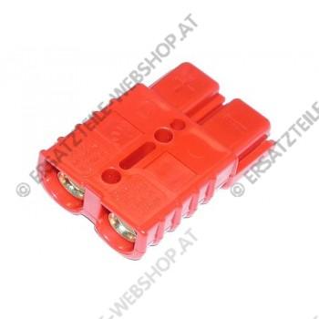 Akku Stecker  SB175  175 Amp 24 V  rot