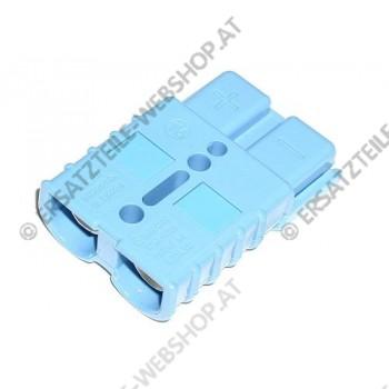 Akku Stecker  SB175  175 Amp 48 V blau