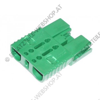 Akku Stecker  SBX175  175 Amp 72 V grün