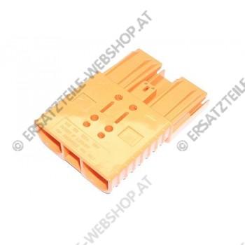 Akku Stecker  SBE 320  320 Amp 18 V orange