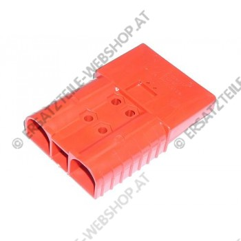 Akku Stecker  SBE 320  320 Amp 24 V  rot