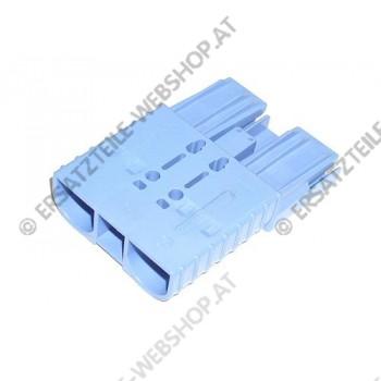Akku Stecker  SBE 320  320 Amp 48 V blau