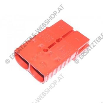 Akku Stecker  SB350  350 Amp 24 V  rot