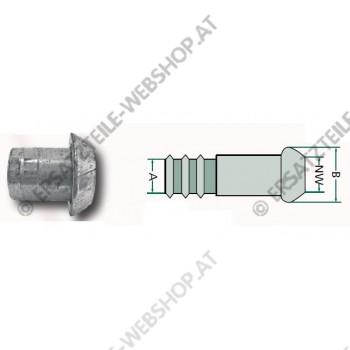 Arbeitsscheinwerfer 12V Kappe