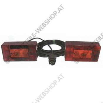 Anhänger Beleuchtungssatz 3-F