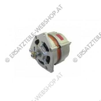 Abgasanlage nach Schalldämpfer