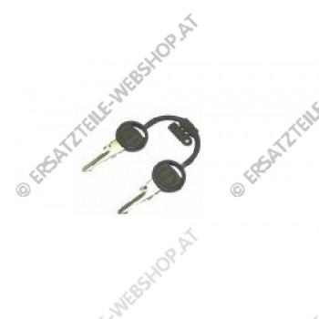 2 x (Zünd-) Schlüssel