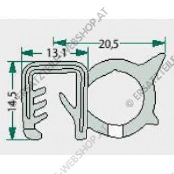Dichtgummi  4-6mm